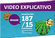Video explicativo de la Resolución INASE Nº 187/15